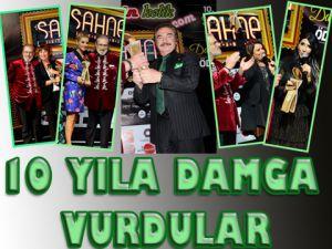 MAGAZİNKOLİK 10. YIL GURUR GECESİ!