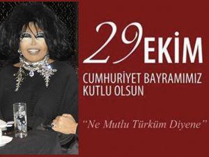 Bülent Ersoy... CUMHURİYET BAYRAMI COŞKUSU!..