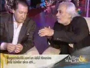 Magazinkolik 5 Yıl kutlaması STAR TV Alişan